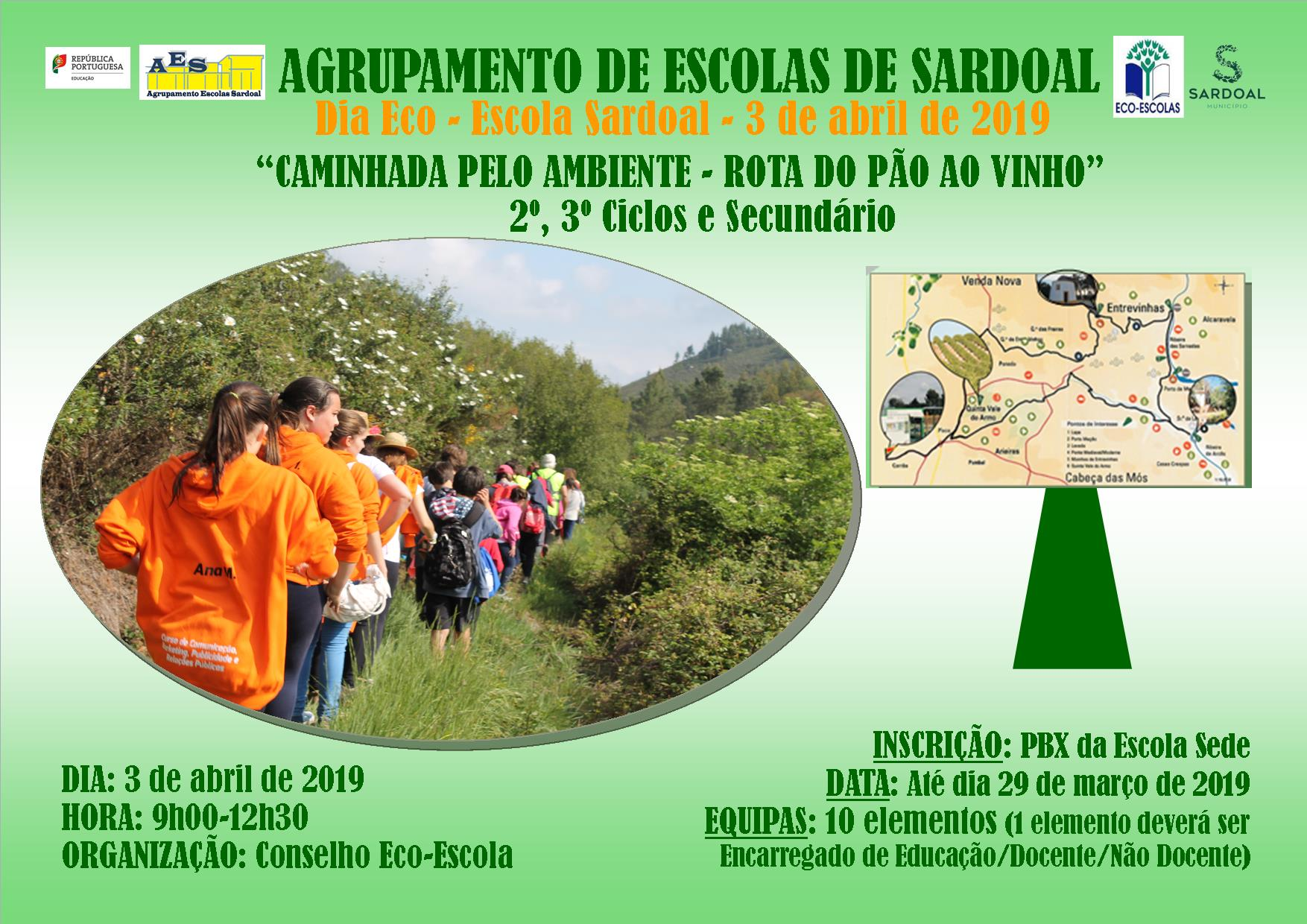 Cartaz da Rota do P